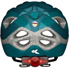 KED Certus Pro Helmet Dark Green Glossy Matt